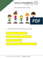 1Basico - Anexo Estudiante Matematica - Clase 01 Semana 20