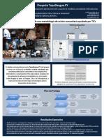 20170822 - Poster - Exposición en el  Encuentro Investigadores de la Sociedad Científica