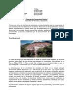 Observacion Sedes Macarena Universidad Distrital