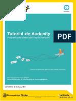 Audacity Programa Para Editar Audio Digital Multipista