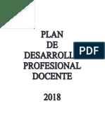 Plan Desarrollo Profesional Docente Correntoso (1).docx