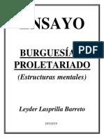 Ensayo burguesía y proletriado. docx.pdf