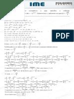 IME matemática 2018
