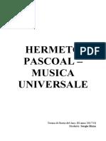 Hermeto Pascoal e La Musica Universale