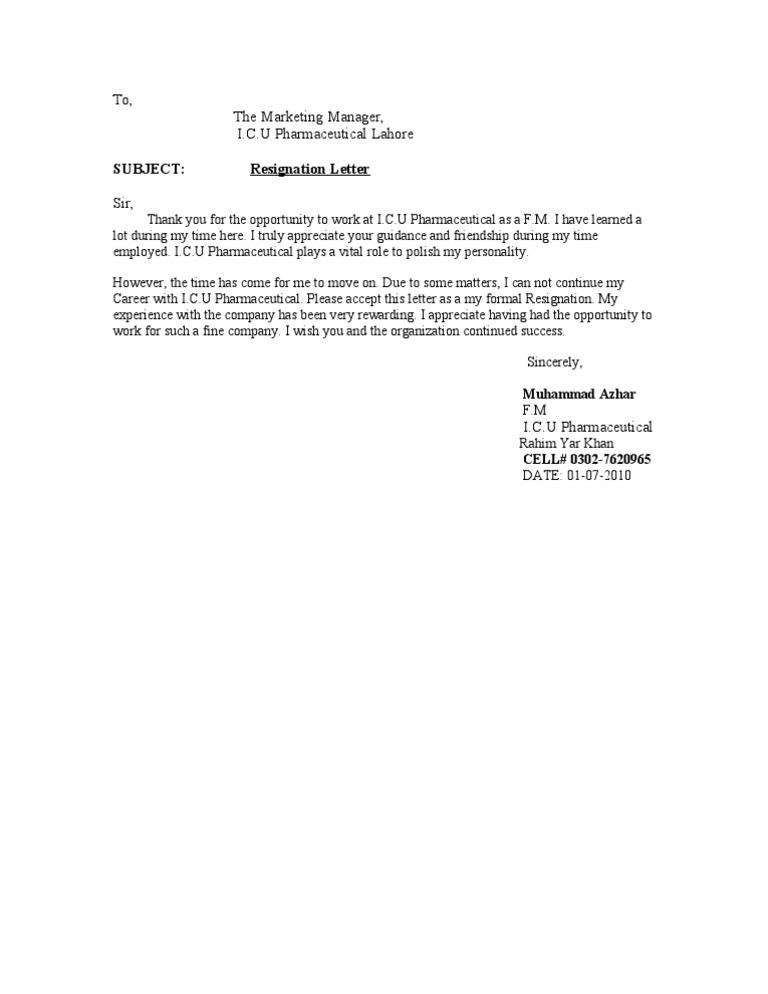 Resignation letter 1536723604v1 altavistaventures Gallery