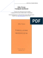Jalics Ferenc Tanuljunk Imadkozni 1