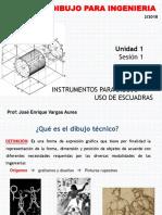 1aT - Curso, Rótulo y Escuadras - Aluno -2