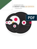 50 Minor II v I Bebop Lines Single Key Edition by JK Chang[1]