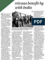 Bonding With India