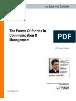 Terrance Gargiulo the Power of Stories