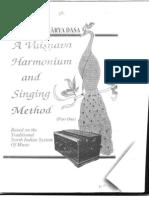 Vaisnava Harmonium