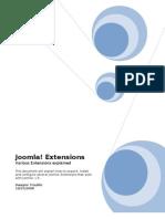 Joomla Modules