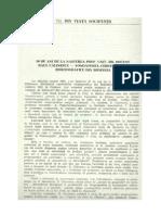 90 ani de la nasterea prof. univ. dr. Raul Calinescu + fondatorul cercetarilor biogeografice in Romania