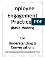 Employee Egagement Basics by GVS Rao