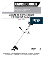 Manual de uso black and decker