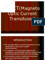 MOCT(Magneto Optic Current Transformer) (1)