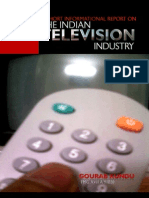 Indian Television Industry