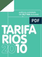 Tarifário EDP 20,7kVa