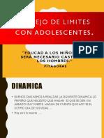Taller Para Padres Manejo de Limites y Comunicacic3b3n Asertiva Docx