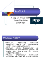 Ysa Matlab