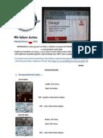 Instrukcja zmiany języka na Polski w zakładce nawigacji CD 70 NAVI oraz DVD 90 NAVI