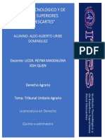 TRIBUNAL UNITARIO AGRARIO TAREA.docx