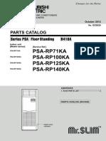 Despiece Psa Rp125ka