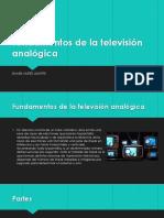 Fundamentos de La Televisión Analógica