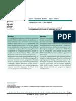RPP 2010-1-177 13-Pneumologia 16-1 - CC - Tumor Carcinoide Do Timo