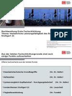 Stuttgart 21 Schlichtung - [2] 2010-10-29 - Dr. Volker Kefer
