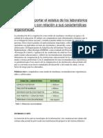 Observar y reportar el estatus de los laboratorios de Informática con relación a sus características ergonómicas..docx