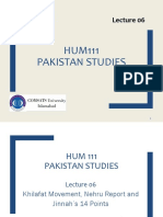 HUM111 Slides Lecture06