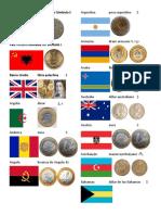20 monedas con su bandera y simbolo.docx