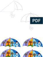 Umbrela Anotimpuri