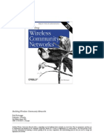 [E-Books] OReilly - Building Wireless Community Networks