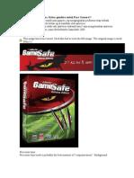 AntiVirus untuk gamers