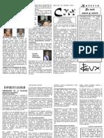 Boletín No. 18 CVX Cuba Octubre 2010