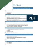 TEST DE CELADOR CONSTITUCION LEY GENERAL DE LA SANIDAD Y FUNCIONES DEL CELADOR.docx