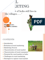 Rural Marketing Ppt