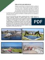 Reseña Histórica Del Puerto de Ilo