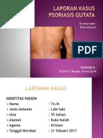 Slide Psoriasis Gutata
