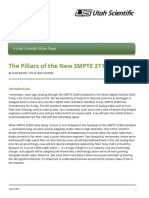 IP Utah Scientific - Pillars of SMPTE White Paper