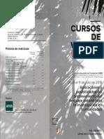 Díptico Aplicaciones y Posibilidades Del Procesamiento Del Lenguaje Natural Para La Investigación en Humanidades