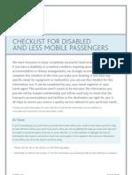 checklistfordisabledandlessmobilepassengers290709[1]