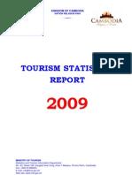 Cambodia Tourism Statistics 2009
