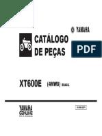 XT600E'02'03'04 (4MW8) BRASIL