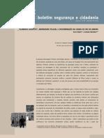 CESEC Boletim-n8 Dez2004-Elemento Suspeito