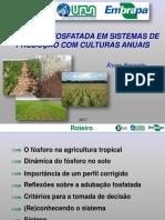 Adubação Fosfatada Sistemas de Culturas Anuais.pdf