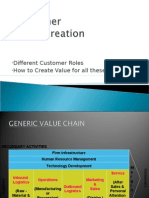 Customer Value Creation 97
