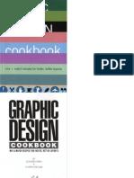Graphic Design Cookbook